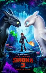 Jak wytresować smoka 3 / How to Train Your Dragon: The Hidden World (2019) [MD] [MEGA] [1080p] [HDTC] [x264] [AC3-FOX] [Dubbing PL]
