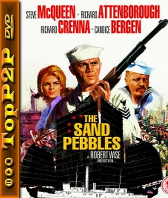 Ziarnka piasku / The Sand Pebbles (1966) [BRRip] [XviD-GR4PE] [Lektor PL]
