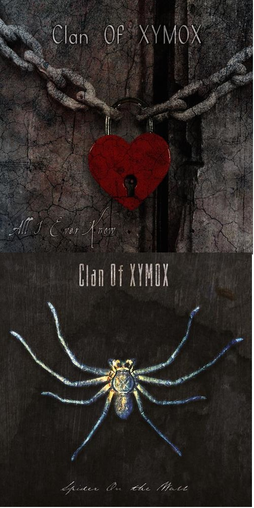 Clan Of Xymox - All I Ever Know ,Spider on the Wall(2020) [FLAC]