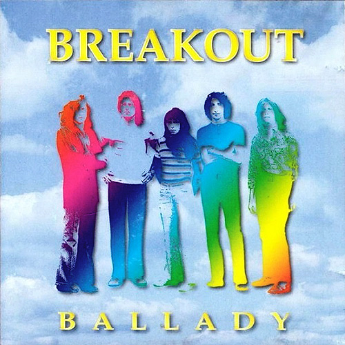 Breakout - Ballady (1995) MP3 [ENG] [rar]  [FIONA9]