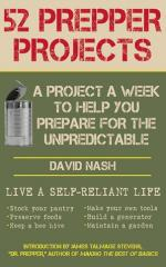 "Prepper Projects A Project a Week to Help You Prepare for the Unpredictable David Nash, James Talmage ""Dr Prepper"" Stevens [ENG] [PDF]"