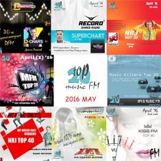 VA - Radio Top musicFM - May (2016)  *2016*  [mp3@320kbs] [SUPERTRAMP]
