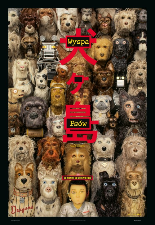 Wyspa psów / Isle of Dogs (2018) [BRRip] [720p.XviD] [AC3-LTN] [Lektor PL] [avi]  [FIONA9]