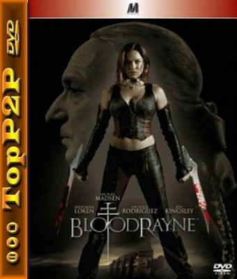 BloodRayne (2005) [1080p] [WEB-DL] [x264] [AC3-ToP2P] [Lektor PL]
