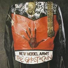 NEW MODEL ARMY - THE GHOST OF CAIN (1986) [WMA] [FALLEN ANGEL]