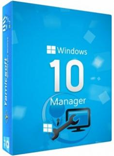 Windows 10 Manager 1.0.5 Final [ENG] [Patch & Keygen AMPED] [AT-TEAM]