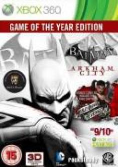 Batman: Arkham City Game Of The Year Edition [RF] [PL] [XGD3]