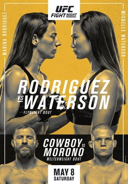 UFC Fight Night Rodriguez vs Waterson [720p] [WEB-DL] [H264.Fight-BB] [ENG]