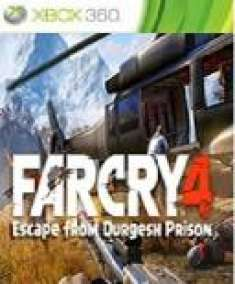 Far Cry 4 Escape from Durgesh Prison DLC [RGH-JTAG] [PL]