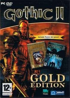 Gothic II: Gold Edition *2005* [MULTi6-PL] [PROPHET] [ISO]