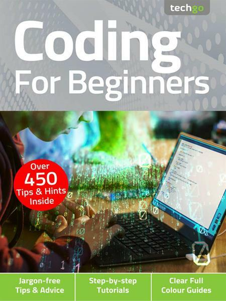 Techgo Coding For Beginners – 5th Edition 2021 [ENG [PDF] [sfpi] [FIONA9]