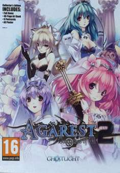 Agarest Generations of War 2 (2015) [ENG] [FLT] [DVD9] [iso]