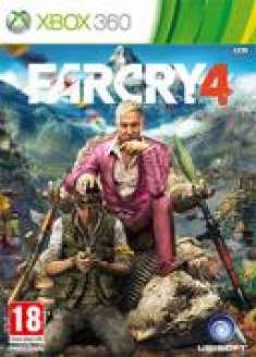 Far Cry 4 [RGH/JTAG] [PL]