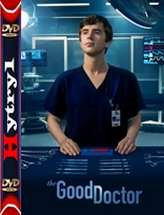The Good Doctor (2017) [S03E08] [480p] [HDTV] [XviD] [AC3-H1] [Lektor PL]