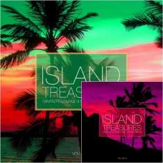 VA - Island Treasures, Vol. 2-3 (Fantastic Lounge and Chill Out Experience) (2015) [mp3@320kbps]