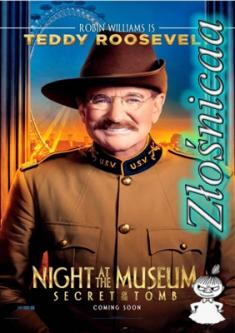 Noc W Muzeum: Tajemnica Grobowca - Night At The Museum: Secret Of The Tomb *2014* [DVDRip.RMVB-Złośnicaa] [Dubbing PL]