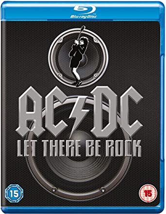 AC/DC - Let There Be Rock (1980) [Blu-Ray] [1080p] [Napisy PL]