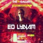 Ed Lynam - Live @ Gallery At Ministry Of Sound London (2019-02-01) (Classics Set) [mp3@320kbps]