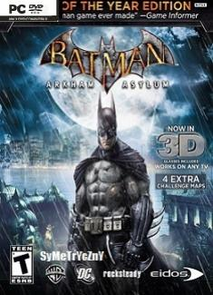 Batman: Arkham Asylum - Game Of The Year Edition *2009-2010* [+DLCs] [MULTi6-ENG] [REPACK-FITGIRL] [SELECTIVE DOWNLOAD 4.27 GB] [EXE]