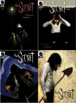 The Secret Tom 1-4 [KOMIKS PL] [EPUB MOBI PDF CBZ]