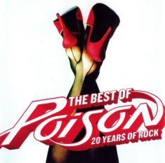 Poison - The Best Of Poison: 20 Years Of Rock (2006) [FLAC]