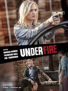 Ryzykantka / Under Fire / Who Killed My Husband? (2016) [PDTV] [x264-B89] [Lektor PL]