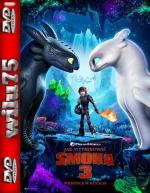 Jak wytresować smoka 3 - How to Train Your Dragon: The Hidden World *2019* [MD] [HDTC] [XviD-FmX] [Dubbing PL]