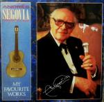 Andres Segovia - My Favourite Works (1987) [MP3@320]
