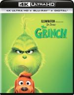Grinch / The Grinch (2018) [4K, HEVC, HDR] [Dolby Vision] [Blu-Ray EUR] [2160p] [Dubbing i Napisy PL]