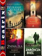 Cykl Cormoran Strike (tomy 1-4) - Robert Galbraith [pdf, epub][ebook PL][Beatrix]