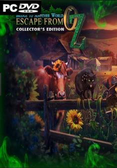 Bridge to Another World 4: Escape From Oz Collectors Edition *2017* [ENG] [ROKA1969] [EXE]