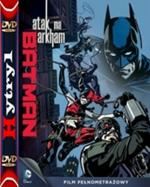 Batman Atak na Arkham Batman Assault on Arkham (2014) [BRRip] [XviD] [MPEG] [Lektor PL] [H1]