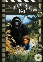 Goryle we mgle - Gorillas in the Mist The Story of Dian Fossey *1988* [720p.BRRip.XviD-NoNaNo] [Lektor PL]