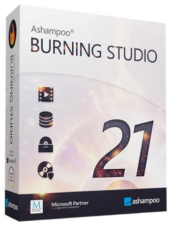 Ashampoo Burning Studio 21.6.0.60 (5710) Final [PL] [Crack UZ1] [azjatycki]