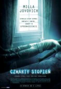 Czwarty stopień - The Fourth Kind *2009* [DVDRip RMVB] [Lektor PL]
