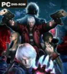 Devil May Cry 4: Special Edition *2015* [Multi6-ENG] [CODEX] [ISO]