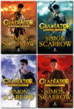 Simon Scarrow - cykl Gladiator tom 1-4 [ebook PL] [epub mobi pdf]