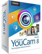 CyberLink YouCam Deluxe 8.0.0925.0 [Multilingual] [Registered]