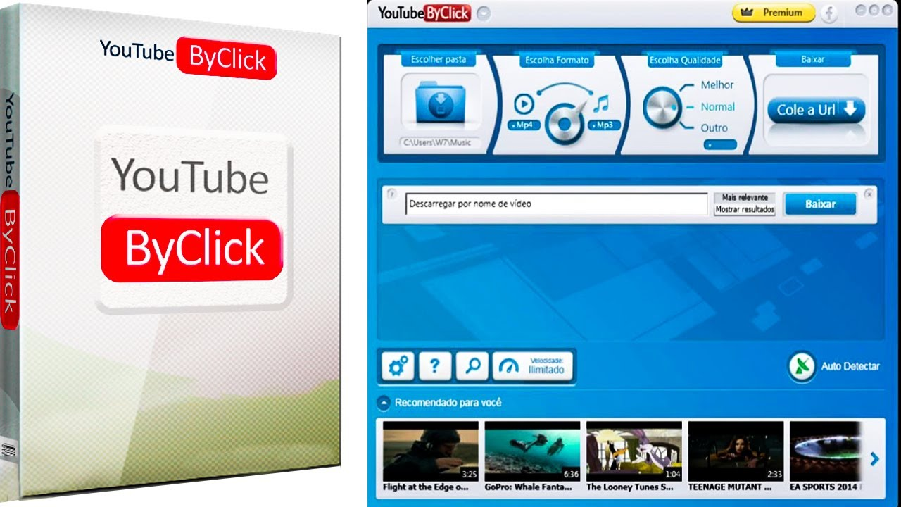 YouTube By Click v2.2.142 Multilingual Portable  [FULLPACK]