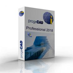 progeCAD 2018 Professional v8.2 Build 18.0.2.16 - 64bit [PL] [Crack LAVteam] [azjatycki]