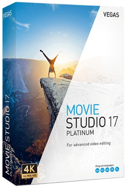 MAGIX VEGAS Movie Studio PLatinum 17.0.0 Build 179 - 64bit [PL] [Crack TEAM R2R] [azjatycki]