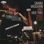 Sarah Vaughan and Her Trio - At Mister Kelly's (1957/1987) [Mp3@320]