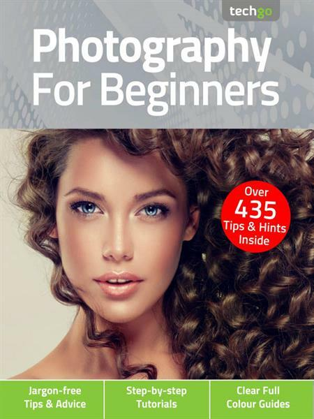 Techgo Photography for Beginners – 5th Edition 2021 [ENG] [PDF] [sfpi] [FIONA9]