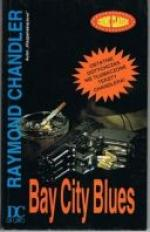 Raymond Chandler - Bay City Blues (1993) [ebook PL] [epub mobi pdf]