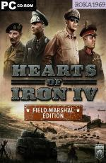 Hearts Of Iron IV: Field Marshal Edition [V1.8.1+DLC] *2018* [MULTI-PL] [REPACK XATAB] [EXE]