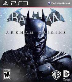 Batman: Arkham Origins [USA] [PL]