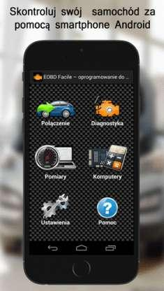 E OBD2 FACILE -CAR DIAGNOSTICS V2.48.0448 [UNLOCKED] [.APK] [PL]