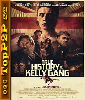Prawdziwa historia gangu Kelly'ego / True History of the Kelly Gang (2019) [WEB-DL] [XviD-KiT] [Lektor PL]