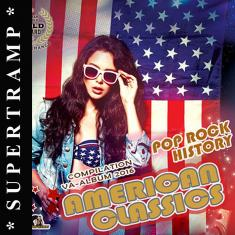VA - Pop Rock History - American Classics (2016)  *2016  *[mp3@320kbs] [SUPERTRAMP]
