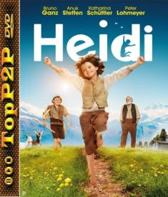 Heidi *2015* [BDRip] [XviD-KiT] [Lektor PL]